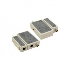 TESTER CABLEXPERT PARA CABLE ERD RJ45 Y RG58