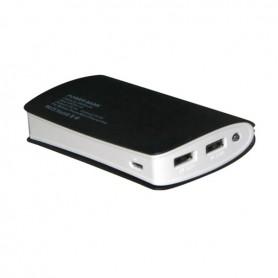 POWERBANK PARA TABLET / SMARTPHONE  8400 MAH 2A COLOR NEGRO