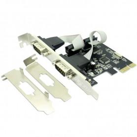 TARJETA CONTROLADORA APPROX APPPCIE2S PCI-E 2 PTO SERIE