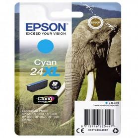 CARTUCHO EPSON T2432 CYAN