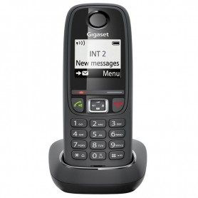 TELEFONO DECT GIGASET AS405 NEGRO