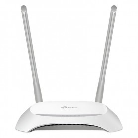 TP-LINK ROUTER TL-WR850N WI-FI 300 MB 2 ANTENAS