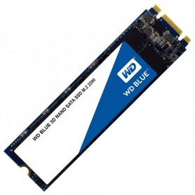 SSD M.2 WESTERN DIGITAL 500GB NAND 3D WDS500G2B0B + LPI*