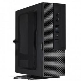 COOLBOX CAJA MINI-ITX IT05 F/A 180W NEGRO