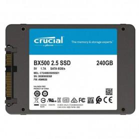 """SSD 2.5"""" CRUCIAL CT480BX500SSD1 SATA 3 480 GB + LPI*"""