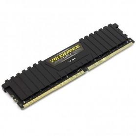 16GB MEMORIA DDR4 3000MHZ PC4-24000 CORSAIR VENGEANCE LPX CMK16GX4M1B3000C15 BLACK