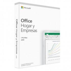MICROSOFT OFFICE HOGAR Y EMPRESAS 2019 PARA 1 PC