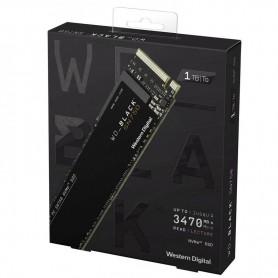 SSD M.2 WESTERN DIGITAL BLACK SN750 500GB NVME WDS500G3X0C-00SJG0 LECTURA 3470MB/S ESCRITURA 2600MB/S + LPI*