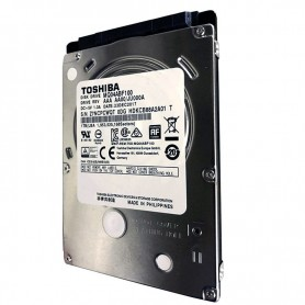 DISCO DURO 2,5'' TOSHIBA MQ04ABF100 1TB 5400 RPM 128MB SATA3 ALTURA 7MM + LPI*