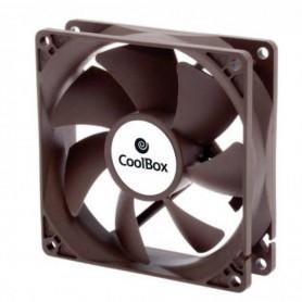 VENTILADOR CAJA COOLBOX 8X8 COOVAU080 1600RPM