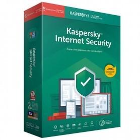 ANTIVIRUS KASPERSKY INTERNET SECURITY MULTIDEVICE 2019 PARA 5 DISPOSITIVOS