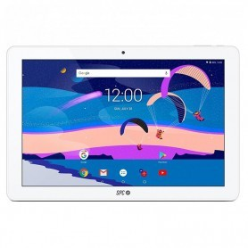 """TABLET 10.1'' SPC GRAVITY PRO CQ 1.3GHZ 3GB 10.1"""" IPS 1280X800 32GB ANDROID 8.1 WIFI COLOR BLANCO + LPI*"""