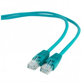 CABLE RED CABLEXPERT CAT. 6 0.5M COLOR VERDE