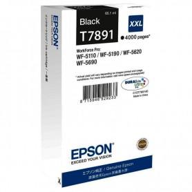 CARTUCHO EPSON T7891 ( C13T789140 ) NEGRO (4000 PAG)