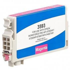 CARTUCHO TINTA COMPATIBLE EPSON T3593 / T3583  (35XL) MAGENTA (1900 PAG)