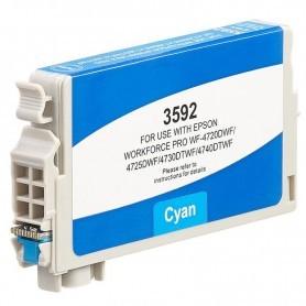 CARTUCHO TINTA COMPATIBLE EPSON T3592 / T3582  (35XL) CYAN (1900 PAG)