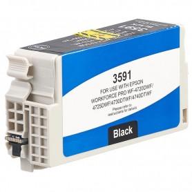 CARTUCHO TINTA COMPATIBLE EPSON T3591 / T3581  (35XL) NEGRO (2600 PAG)