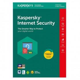 ANTIVIRUS KASPERSKY INTERNET SECURITY MULTIDEVICE 2019 PARA 3 DISPOSITIVOS