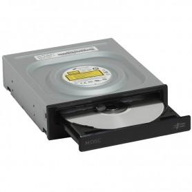 REGRABADORA DVD±RW HITACHI LG GH24NSD5 24X NEGRO SATA + LPI*
