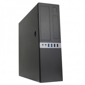 CAJA MATX COOLBOX T450S F.A 300W 80+ BZE  NEGRO