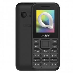 TELEFONO MOVIL ALCATEL 1066D NEGRO 1.8'' DUAL SIM FM MP3 CAMARA BATERIA 400MAH + LPI*