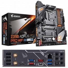 PLACA BASE GIGABYTE Z390 AORUS PRO WIFI S-1151 4DDR4 128GB WIFI AC HDMI GBLAN 5USB3.1 6SATA3 2M.2 ATX