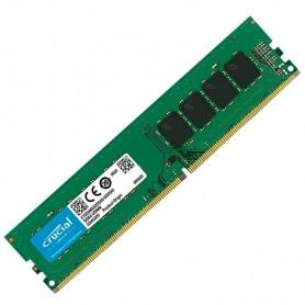 16GB MEMORIA DDR-4 2400MHZ PC4-19200 CT16G4DFD824A DOUBLE RANK CRUCIAL