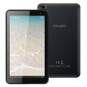 TABLET 7'' INNJOO IJ-F702-BLK QC 1.3GHZ 1GB 16GB 3G DUALSIM BATERIA 2500 MAH COLOR NEGRO + LPI*