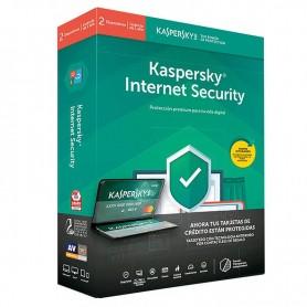 KASPERSKY INTERNET SECURITY 2020 PARA 2 DISPOSITIVOS