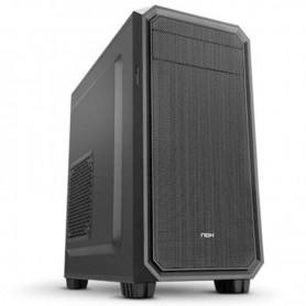 CAJA ATX NOX COOLBAY MX2 BLACK CON PUERTO USB 3.0 1X FAN 12MM S/F.A.