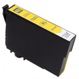 CARTUCHO TINTA COMPATIBLE EPSON T03A4 / T03U4 (603XL)  AMARILLO (350 PAG)