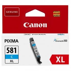 CARTUCHO CANON CLI-581XLC CIAN (8.3 ML)