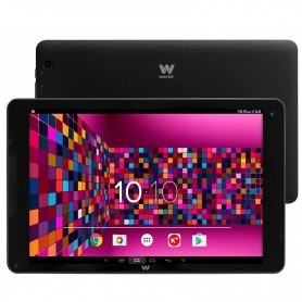 """TABLET 10.1'' WOXTER X200 CQ 1.3GHZ 3GB/32GB 10.1"""" IPS 1280X800 ANDROID 9 GO HDMI COLOR NEGRO + LPI*"""