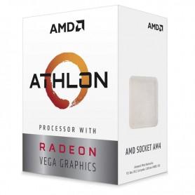 PROCESADOR AMD ATHLON  3000G 3.5GHZ  SOCKET AM4 BOX