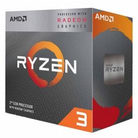 PROCESADOR AMD RYZEN 3 3200G 4.0GHZ  SOCKET AM4 BOX
