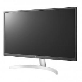 "LG MONITOR LED 27"" 27UL500-W IPS FULL HD HDMI / DP / VGA  NEGRO"