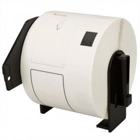 ETIQUETA CONTINUA INK-PRO® COMPATIBLE CON BROTHER DK-11209 62MM X 29MM