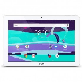 TABLET 10.1'' SPC GRAVITY MAX 10.1 CQ 1.3GHZ 2GB IPS 1280X800 32GB ANDROID 8.1 WIFI COLOR BLANCO + LPI*