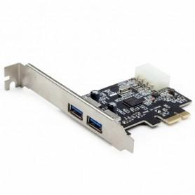 TARJETA CONTROLADORA PCI-E GEMBIRD 2 PUERTOS USB 3.0