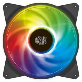 VENTILADOR CAJA COOLERMASTER MF140R A-RGB 14CM SILENCIOSO RGB DIRECCIONABLE
