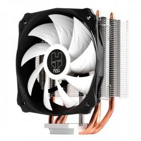 VENTILADOR CPU NOX H-212 MULTISOCKET INTEL (130W) / AMD (125W) 20DBA 3 HEATPIPES