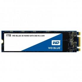 SSD M.2 WESTERN DIGITAL 1TB NAND 3D WDS100T2B0B BLUE + LPI*