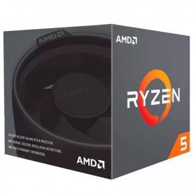 PROCESADOR AMD RYZEN 5 2600X 4.2GHZ  SOCKET AM4 BOX