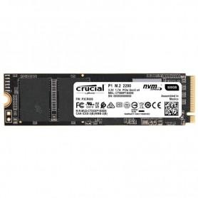 SSD M.2 CRUCIAL CT500P1SSD8 500GB NVME + LPI*