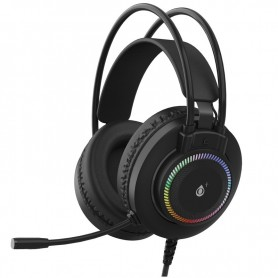 MTK AURICULARES GAMING NG6018 LUZ RGB PC / PS4 / XBOX ONE COLOR NEGRO