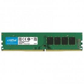 8GB MEMORIA DDR-4 2666MHZ PC4-21300  CT8G4DFRA266 SINGLE RANK CRUCIAL