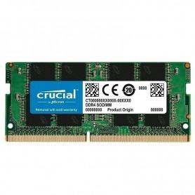 8GB MEMORIA SODIMM DDR-4 2666MHZ CT8G48FRA266 CRUCIAL