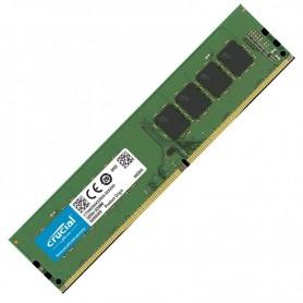 8GB MEMORIA DDR-4 3200MHZ PC4-25600  CT8G4DFRA32A SINGLE RANK CRUCIAL