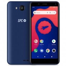 SMARTPHONE SPC SMART LITE QC 1.3GHZ 1GB 16GB 5'' (960X480) CAM 5/2MPX DUAL SIM ANDROID 2200 MAH AZUL + LPI*