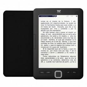 EBOOK WOXTER SCRIBA 195 6'' TINTA ELECTRONICA 4GB 1024X768 WI-FI MICROSD HASTA 32GB + LPI*